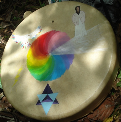 mon tambour médecine